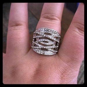 Adorable Silver Ring